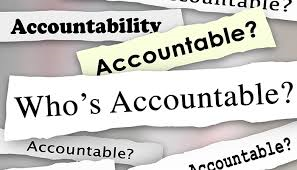 accountable